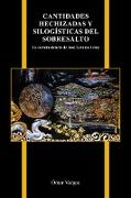 Cover-Bild zu Vargas, Ómar: Cantidades hechizadas y silogísticas del sobresalto (eBook)
