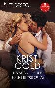 Cover-Bild zu Gold, Kristi: Desafío al jeque - Noche entre dunas (eBook)