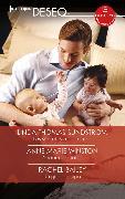 Cover-Bild zu Winston, Anne Marie: Los secretos más íntimos - Seducción total - Un gran equipo (eBook)