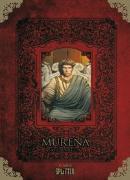 Cover-Bild zu Dufaux, Jean: Murena - Skizzenbuch