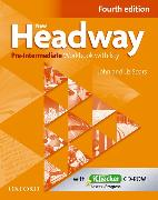 Cover-Bild zu New Headway: Pre-Intermediate A2 - B1: Workbook + iChecker with Key