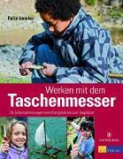 Cover-Bild zu Immler, Felix: Werken mit dem Taschenmesser