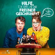 Cover-Bild zu Ludwig, Sabine: Hilfe, ich hab meine Freunde geschrumpft - Hörspiel zum Film (Audio Download)