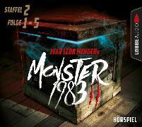 Cover-Bild zu Menger, Ivar Leon: Monster 1983: Staffel II, Folge 1-5