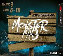 Cover-Bild zu Menger, Ivar Leon: Monster 1983: Staffel III, Folge 6-10