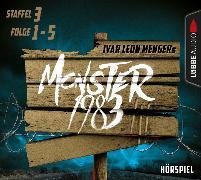 Cover-Bild zu Menger, Ivar Leon: Monster 1983: Staffel III, Folge 1-5