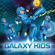Cover-Bild zu eBook Wettkampf der Auserwählten (Galaxy Kids 4)