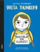 Cover-Bild zu Sánchez Vegara, María Isabel: Greta Thunberg