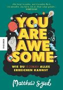 Cover-Bild zu You are awesome
