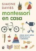 Cover-Bild zu Davies, Simone: Montessori En Casa