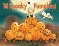 Cover-Bild zu Grimly, Gris: Ten Spooky Pumpkins