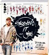 Cover-Bild zu gris: Sketch it!