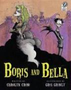 Cover-Bild zu Crimi, Carolyn: Boris and Bella