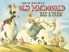 Cover-Bild zu Grimly, Gris: Old MacDonald Had a Farm