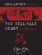 Cover-Bild zu Poe, Edgar Allan: The Tell-Tale Heart and Other Stories