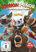 Cover-Bild zu Mission Panda - Ein tierisches Team