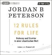 Cover-Bild zu Peterson, Jordan B.: 12 Rules For Life