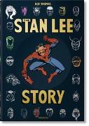 Cover-Bild zu Thomas, Roy: The Stan Lee Story