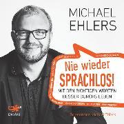 Cover-Bild zu eBook Nie wieder sprachlos!