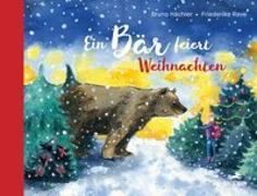 Cover-Bild zu Ein Bär feiert Weihnachten