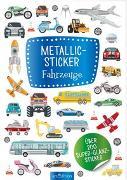 Cover-Bild zu Metallic-Sticker Fahrzeuge