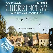 Cover-Bild zu eBook Cherringham - Landluft kann tödlich sein, Sammelband 9: Folge 25-27 (Ungekürzt)