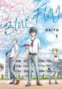 Cover-Bild zu Kaito,: Blue Flag 1