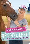 Cover-Bild zu Hansen, Annica: Ponyliebe (eBook)