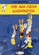 Cover-Bild zu Gerra, Laurent: The Man from Washington