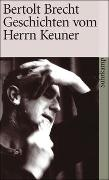 Cover-Bild zu Brecht, Bertolt: Geschichten vom Herrn Keuner