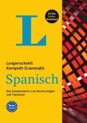 Cover-Bild zu Cámara Hernando, María Luz: Langenscheidt Komplett-Grammatik Spanisch - Buch mit Übungen zum Download