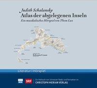Cover-Bild zu Schalansky, Judith: Atlas der abgelegenen Inseln