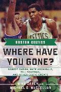 Cover-Bild zu Carey, Mike: Boston Celtics