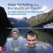Cover-Bild zu Colagrossi, Angelo: Ein Mann, ein Fjord
