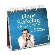Cover-Bild zu Kerkeling, Hape: Ich sach mal so