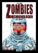 Cover-Bild zu Peru, Olivier: Zombies Nechronologien 3. Die Pest