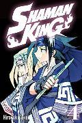 Cover-Bild zu Takei, Hiroyuki: Shaman King Omnibus 2 (Vol. 4-6)