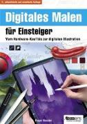 Cover-Bild zu Digitales Malen für Einsteiger von Hassler, Roger