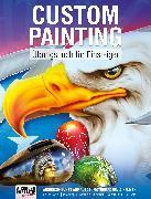 Cover-Bild zu Custom Painting Übungsbuch für Einsteiger (eBook) von Leidlmayer, Wolfgang