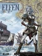 Cover-Bild zu Hadrien, Marc: Elfen 15. Schwarz wie das Blut