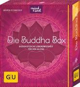 Cover-Bild zu Die Buddha-Box von Schneider, Maren