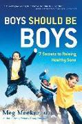 Cover-Bild zu Boys Should Be Boys (eBook) von Meeker, Meg