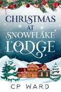 Cover-Bild zu Ward, Cp: Christmas at Snowflake Lodge (Delightful Christmas, #5) (eBook)