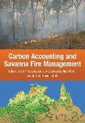 Cover-Bild zu Russell-Smith, Jeremy (Hrsg.): Carbon Accounting and Savanna Fire Management