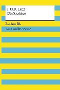 Cover-Bild zu Die Soldaten (eBook) von Lenz, Jakob Michael Reinhold