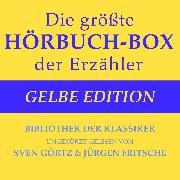 Cover-Bild zu Die größte Hörbuch-Box der Erzähler: Gelbe Edition (Audio Download) von Hoffmann, E.T.A.