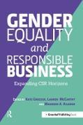 Cover-Bild zu Gender Equality and Responsible Business (eBook) von Grosser, Kate (Hrsg.)