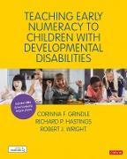 Cover-Bild zu Teaching Early Numeracy to Children with Developmental Disabilities (eBook) von Grindle, Corinna