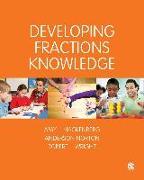 Cover-Bild zu Developing Fractions Knowledge (eBook) von Hackenberg, Amy J