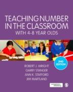 Cover-Bild zu Teaching Number in the Classroom with 4-8 Year Olds (eBook) von Wright, Robert J